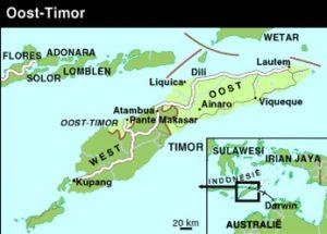 Timor indonesie